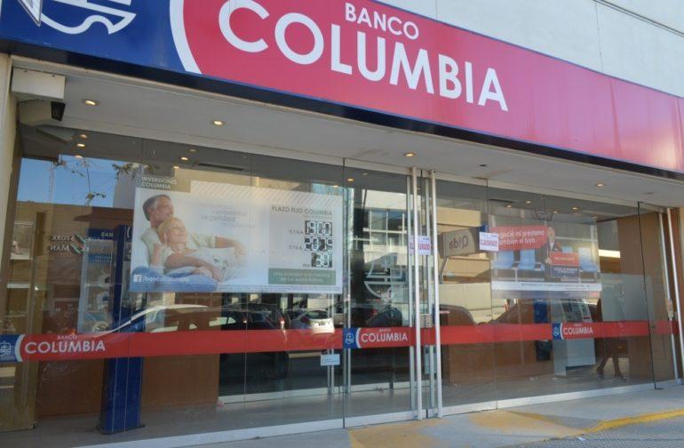 banco columbia trabajo tucuman