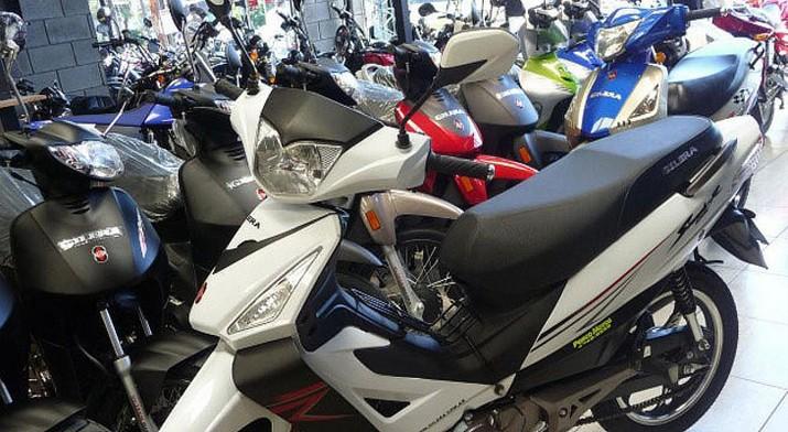 vendedores de motos trabajo tucuman