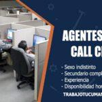 agentes telefonicos para call center trabajo tucuman