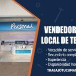 vendedores para local de telefonia trabajo tucuman