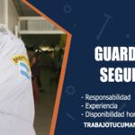 guardia de seguridad trabajo tucuman