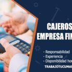 cajeros para empresa financiera trabajo tucuman-min